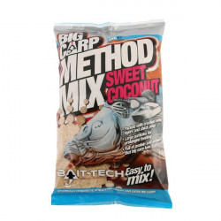Nada Big Carp Method Mix Coconut 2kg Bait-Tech
