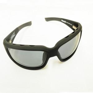 Ochelari polarizati rama ventilata gri Mustad