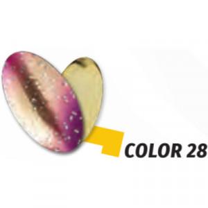 Oscilanta Herakles Leaf, Culoare 28 - Golden Trout, 0.9 g