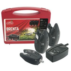 Set avertizori Brenta 3+1 Carp Expert