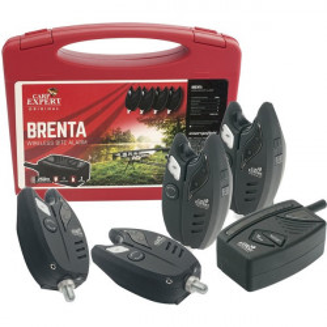 Set avertizori Brenta 4+1 Carp Expert