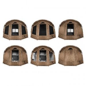 Set ferestre pentru cort Delphin C3 LUX Clima Control Carpath