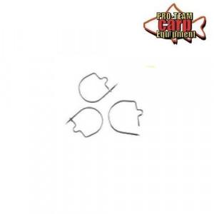 Set magot clips, 10buc LineaEffe