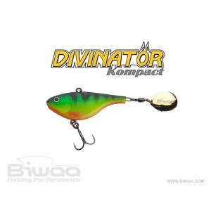 Shad Divinator Kompact Fire Tiger 5cm / 1buc/plic Biwaa