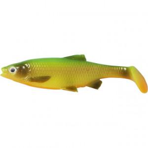 Shad Savage Gear LB Roach PaddleTail, Firetiger, 7.5cm, 5g, 4buc
