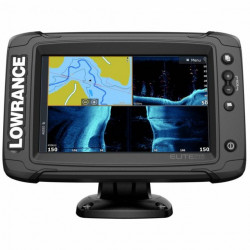 Sonar Lowrance Elite-7 Ti² Active Imaging