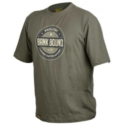 Tricou bumbac Bank Bound Badge Prologic
