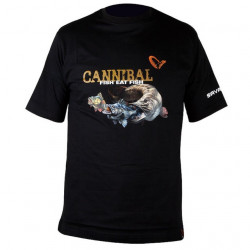 Tricou bumbac Cannibal Savage Gear