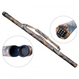 Tub camuflaj pentru undite si lansete 160cm d=75mm Baracuda