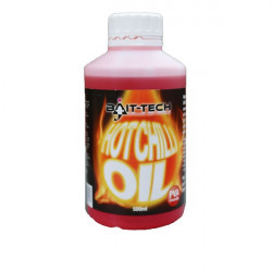Ulei Hot Chilli 500ml Bait-Tech