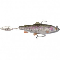 Vobler 4D Trout Spin 11cm/40g/ Rainbow Trout Savage Gear