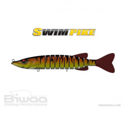 Vobler Swimpike Red Tiger 24cm / 62g Biwaa