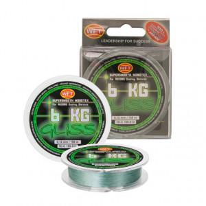 Fir textil verde 150m Gliss Monotex WFT