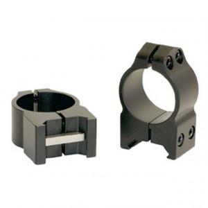 Set inele prindere luneta 30mm obiectiv 42-52mm Warne