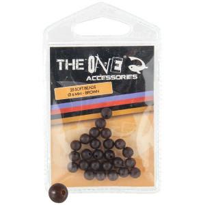 Bilute de Cauciuc Soft Beads 25 buc/plic The One