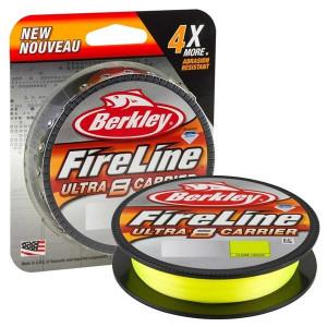 Fir Textil Fireline Ultra 8, Verde Fluo 150m Berkley