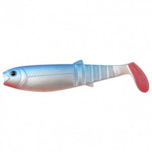Shad Savage Gear LB Cannibal, Blue Pearl, 8cm, 5g, 4buc