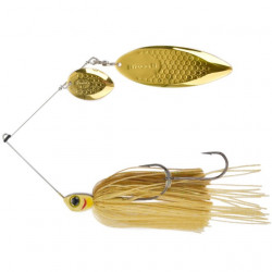 Spinnerbait Biwaa Dogon, Gold Ayu, 21g