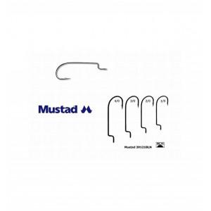 Carlig nichel offset pentru twister MUSTAD