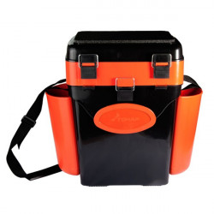 Cutie Pescuit Iarna Orange 10L Helios