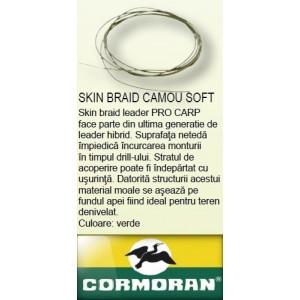 Fir Cormoran ProCarp Skin Braid Soft Camo 10m 20 lb