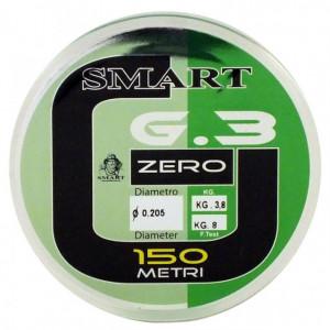 Fir monofilament Smart G.3 1000m Maver