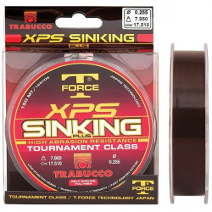 Fir monofilament XPS Sinking Plus 150m Trabucco