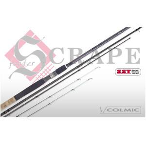 Lanseta feeder Black Style 3.60m/30g-80g/ 3+2sec Colmic