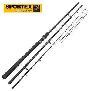 Lanseta Feeder Classx Feeder 3.30m 40-120g 3+3buc Sportex
