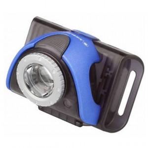 Lanterna bicicleta SEO B5R albastru 180 lumeni Led Lenser
