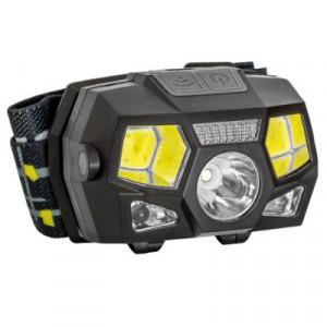 Lanterna de cap Carp Zoom Origo Cob-LED, senzor miscare, 1200 mAh Li-on