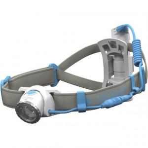 Lanterna de Cap Reincarcabila Neo 10R Blue, 600 Lumeni Led Lenser