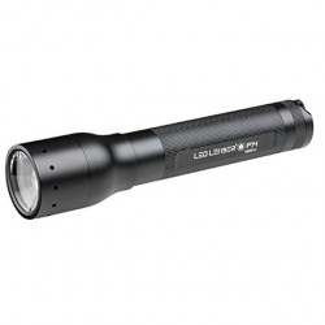Lanterna profesionala P14.2 350LM/4XAA + husa protectie Led Lenser