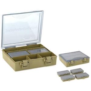 Organizator cu 4 cutii 23,5X20X6cm Prologic
