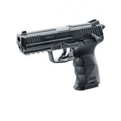 Pistol airsoft CO2 Heckler&Koch HK45  / 15 bb / 2J Umarex