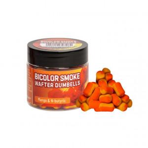 Pop up Bicolor Smoke Wafter Dumbells Benzar Mix, 10x8 mm, 30ml