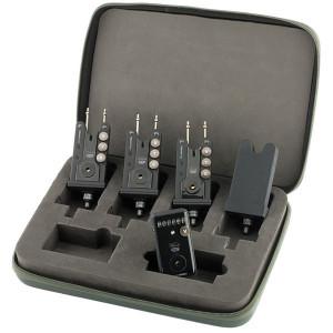 Set Avertizori Pulsar ADS Bite Alarm Set  4+1 K-Karp
