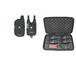 Set Avertizori Wireless TLI28 4+1 Baracuda