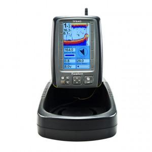 Sonar color pentru navomodele Toslon TF 640, GPS