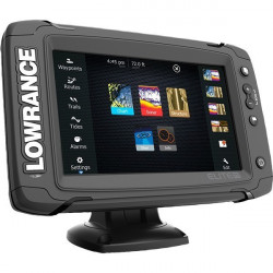 Sonar Lowrance Elite-12 Ti Total Scan Chirp + Structure Scan + Chartplotter