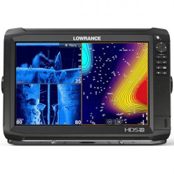 Sonar Lowrance HDS-12 Carbon Structure Scan 3D Chartplotter