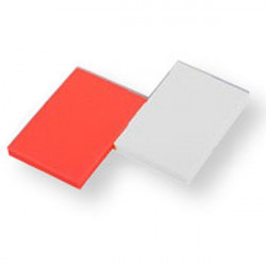 Spuma pentru boilies plutitor rosu / alb 2 buc Prologic