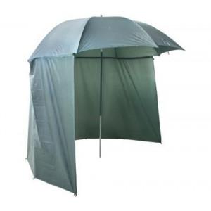 Umbrela cu parasolar Energo Team 220 cm