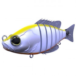 Vobler Swimbait Seven Section Hi-Viz 13cm / 34g Biwaa