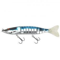 Vobler Swimpike Blue Chrome 18cm / 26g Biwaa