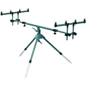 Rod Pod JAF Ultra Dual Accure 2908 pentru 4 lansete