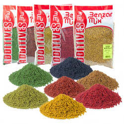 Micropelete Feeder 800g Benzar Mix
