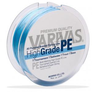 Fir textil New High Grade PE Blue 150m Varivas