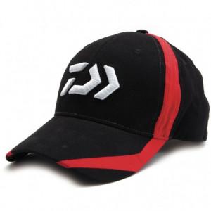 Sapca neagru/rosu Flash D Logo Daiwa