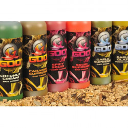 Atractant GOO Squid Supreme Bait Smoke 115ml Korda
